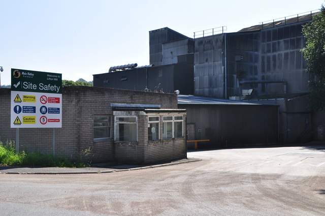 Tinhay : Lifton Mill