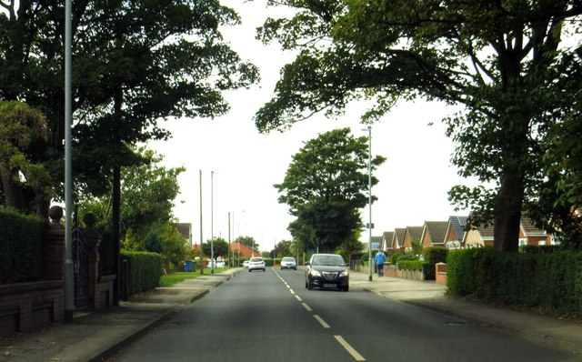 Lancaster Road to Knott End