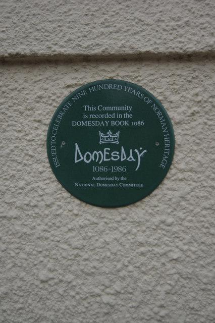 Yelvertoft: Domesday Community
