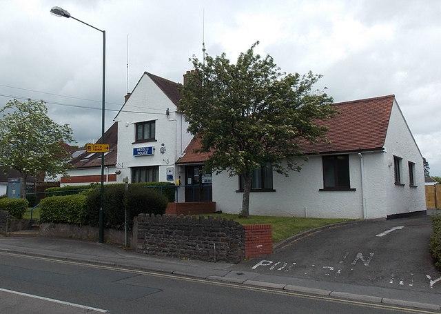 Caldicot Police Station