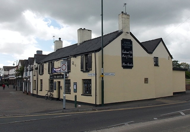 The Cross Inn, Caldicot