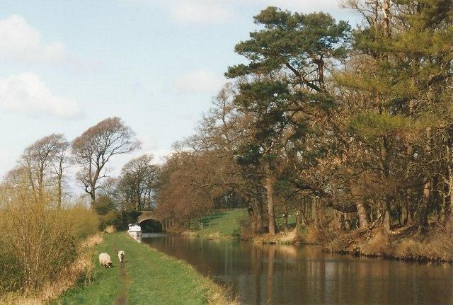 Double Bridge, Lancaster Canal