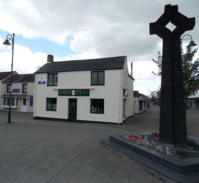 The Baguette Shop in Caldicot