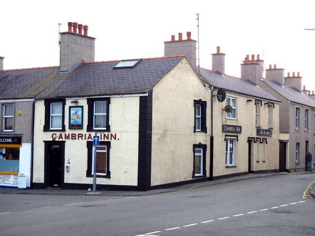 Cambria Inn, Holyhead