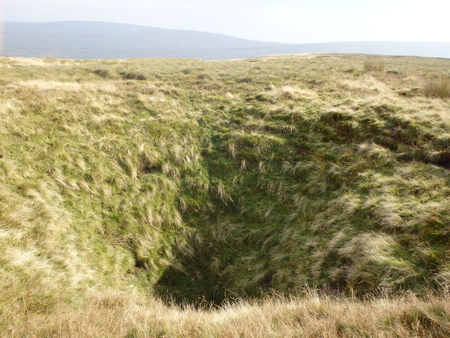 Sinkhole, Cleugh Head