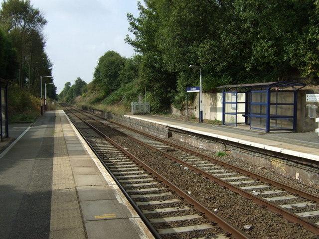 Upholland Railway Station