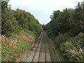 SD5103 : Railway heading east by JThomas
