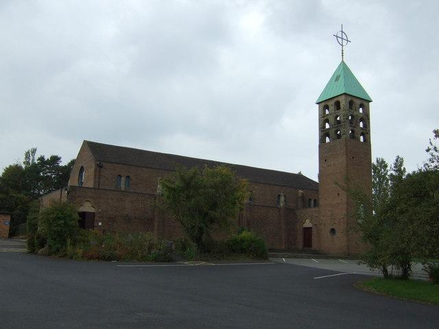 St Teresa's Catholic Church, Up Holland