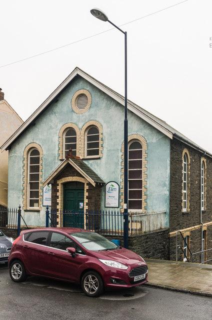 Elim Chapel, South Road