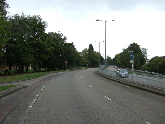 Digmoor Road, Digmoor