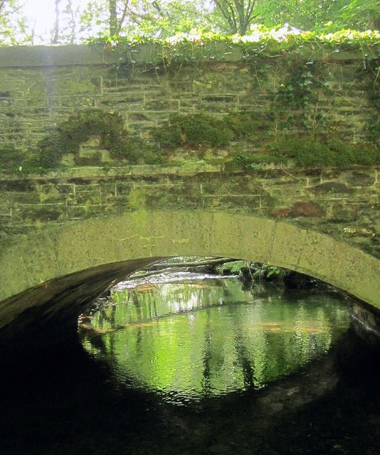 Bridge over the Seaton