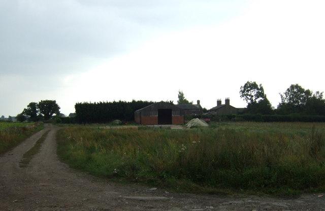 Farm building, Rainford Junction