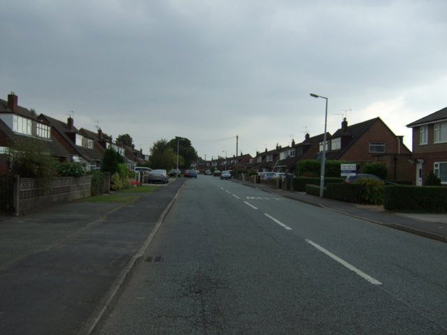 News Lane, Rainford Junction