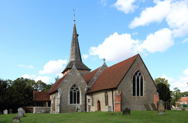 All Saints, Terling