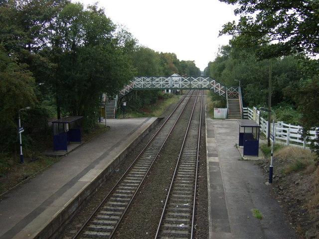Rainford Railway Station
