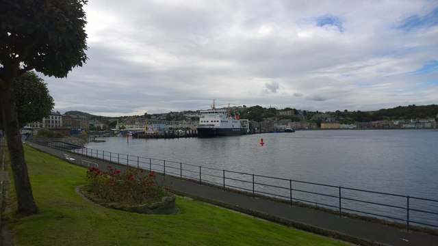 Rothesay and Rothesay Bay