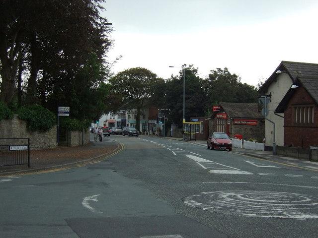 Church Road, Rainford