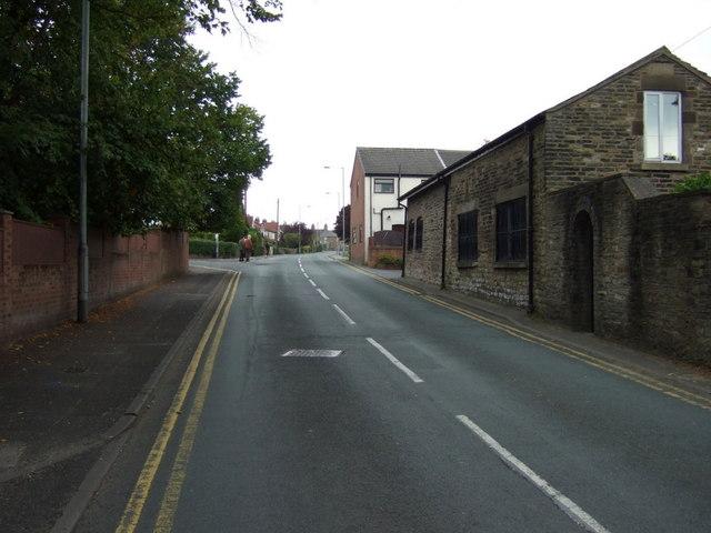 Cross Pit Lane, Rainford (B5205)