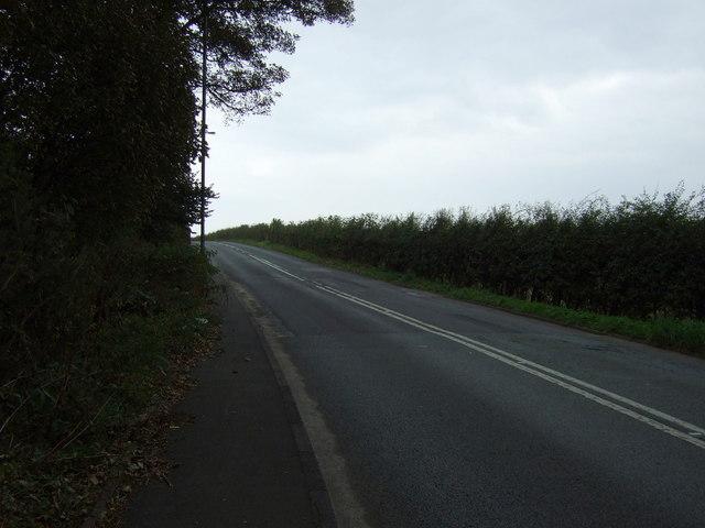 Higher Lane (B5205)