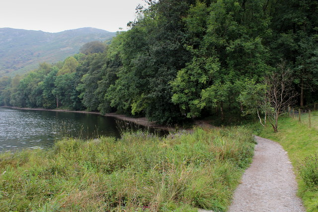 Permitted Path beside Grasmere