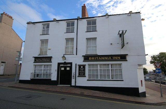 Britannia Inn,Holyhead