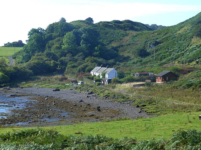 Cottages on the Little Horseshoe