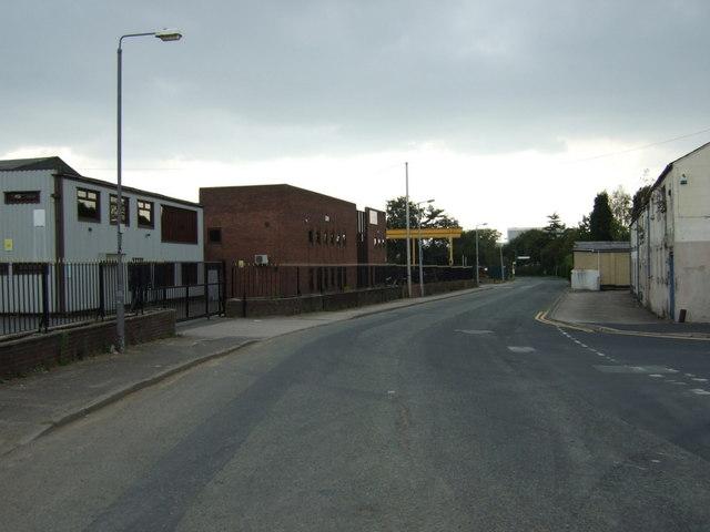 Mill Lane, Rainford Industrial Estate