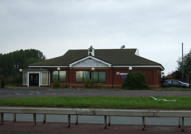 Restaurant on the East Lancashire Road (A580)