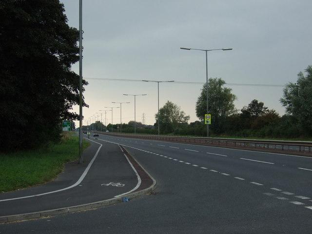 East Lancashire Road (A580)