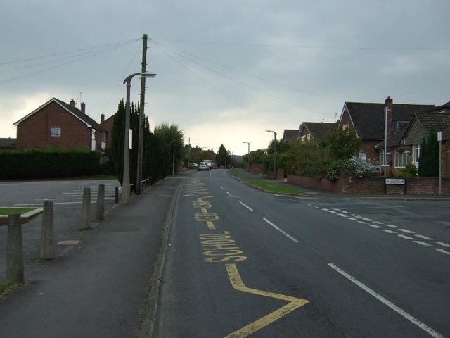 Howards Lane, Eccleston