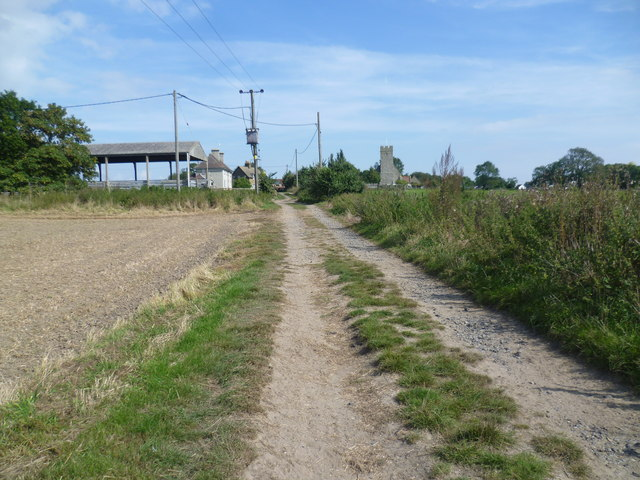 Track to St Mary Hoo