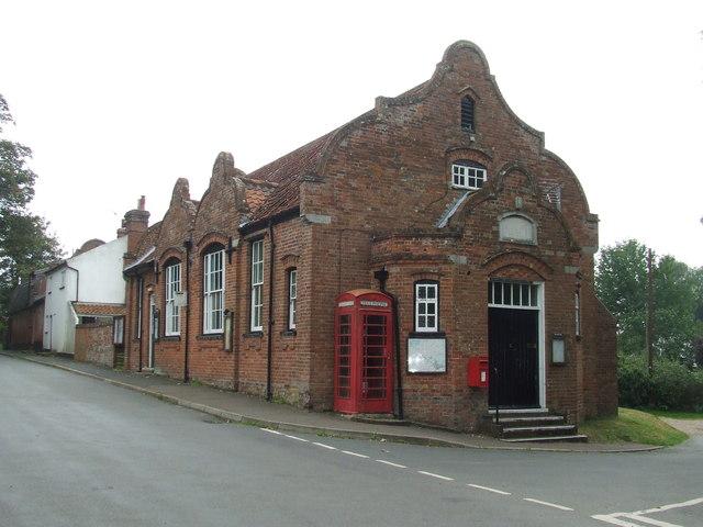 Geldeston Village Hall