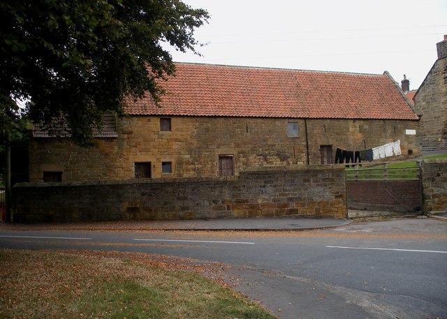 Stone barn, Ellerby