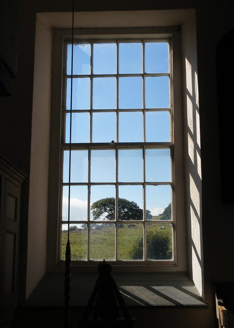 View from the window, old St Stephen's Church