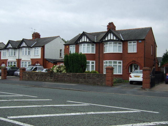 Houses on St Helens Road