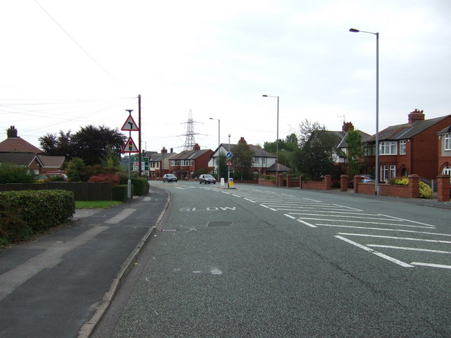 St Helens Road (A58)