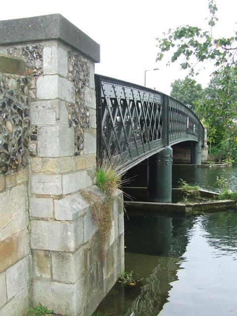 Beccles Old Bridge