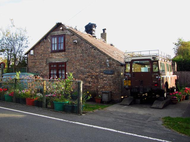 Tygwyn Crossing Cottage