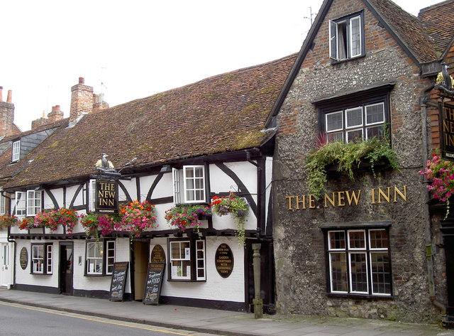 The New Inn in New Street