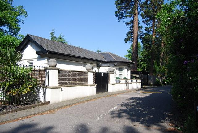 Lodge, Sherwood Park