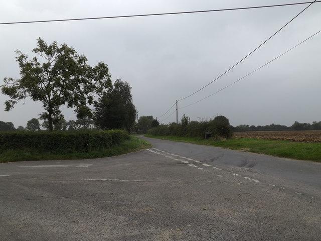 Darrow Green road, Great Green