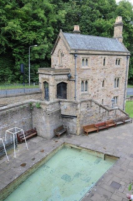 St Winefride's Well, Holywell