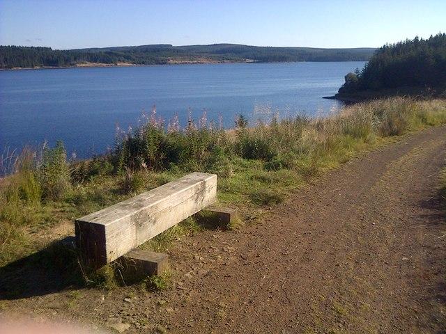 Seat, Kielder Water