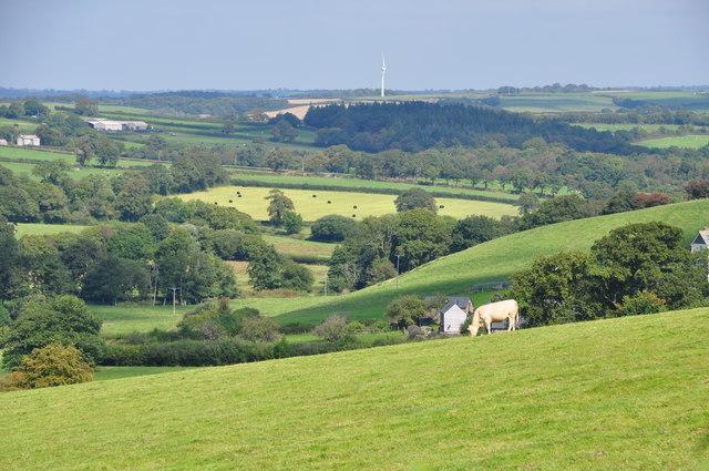 West Devon : Countryside Scenery