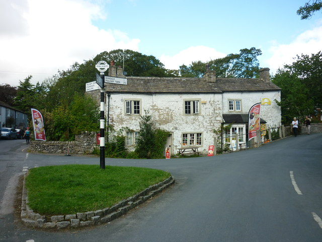 Village shop, Malham