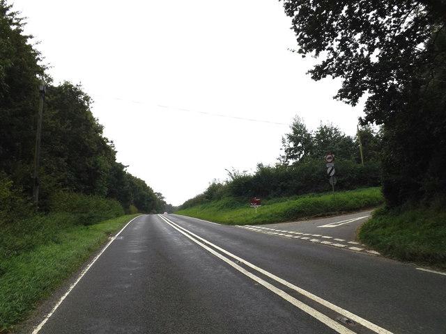 B1332 Norwich Road, Hedenham