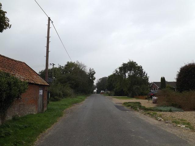 Norwich Road, Denton