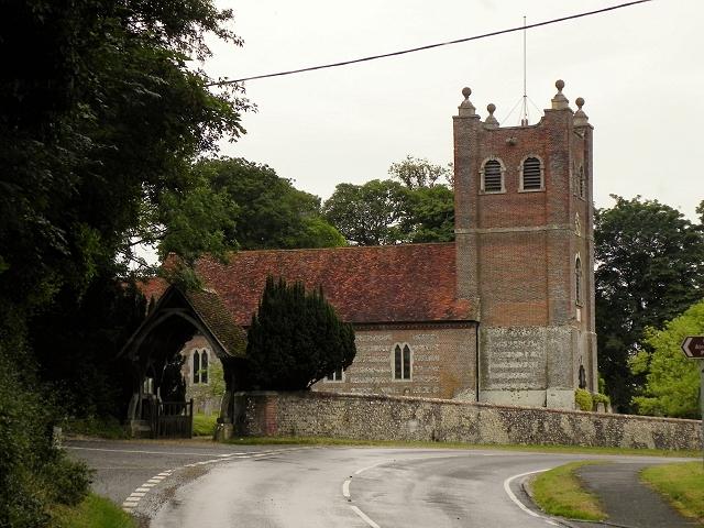 Old Alresford Church (St Mary the Virgin)