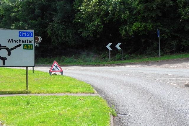 Alresford Road, Tichborne