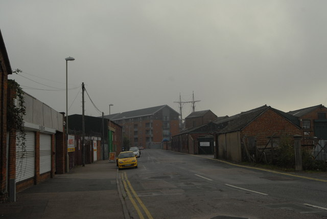 Severn Road, Gloucester